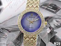 Женские кварцевые наручные часы Rolex M29