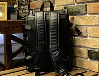 Мужской кожаный рюкзак. Модель 2901, фото 4