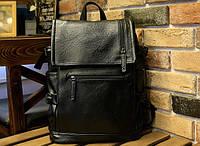 Мужской кожаный рюкзак. Модель 2901, фото 3