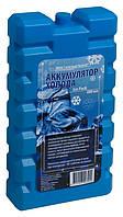 Охлаждающий элемент для сумки холодильника Ice Pack 400, жидкий тип наполнителя, 9х17,4х2,4 см