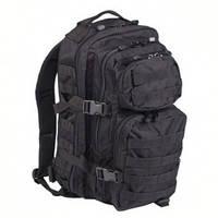 Рюкзак для походов и отдыха черный