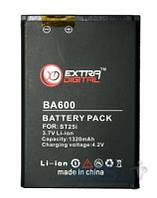 Аккумулятор Sony ST25i Xperia U / BA600 / BMS6344 (1320 mAh) ExtraDigital