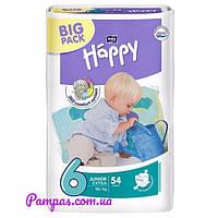 Подгузники Bella Happy 6 Big Pack Junior Extra (16+ кг) 54шт.