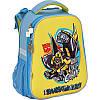 Рюкзак шкільний каркасний (ранець) Kait 531 Transformers, фото 2