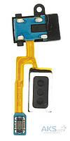 Шлейф для Samsung G531H Galaxy Grand Prime VE с динамиком и разъемом гарнитуры Original