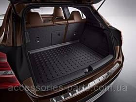 MERCEDES GLA-Class X156  Коврик в багажник Новый Оригинальный