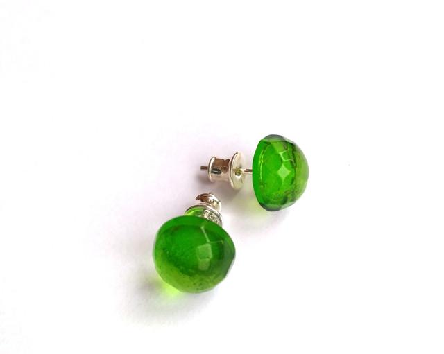 Пополнен ассортимент с натуральным зеленым янтарем!!