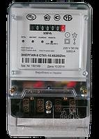"""Счетчикэлектроэнергии   CTK1-10.К55 І0 St """"Энергия-9"""",  1ф 220В (+ А), однотариф, Телекарт"""