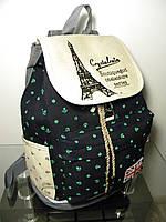 Жіночі рюкзак, городской рюкзак якаря зеленый., фото 1