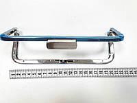 Рамочный замок для сумки D1194 никель 20,5 см