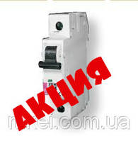 Однополюсный автоматический выключатель 10А  Etimat6 C-10/1 (2111514)