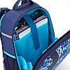 Рюкзак шкільний каркасний (ранець) Kait 703 Alphabet, фото 6