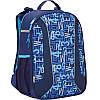 Рюкзак шкільний каркасний (ранець) Kait 703 Alphabet, фото 2