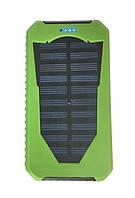 Портативное зарядное устройство на солнечной батареи Power Box Polymer + LED 25800 mAh, 1001924, power bank, аккумулятор power bank, зарядка