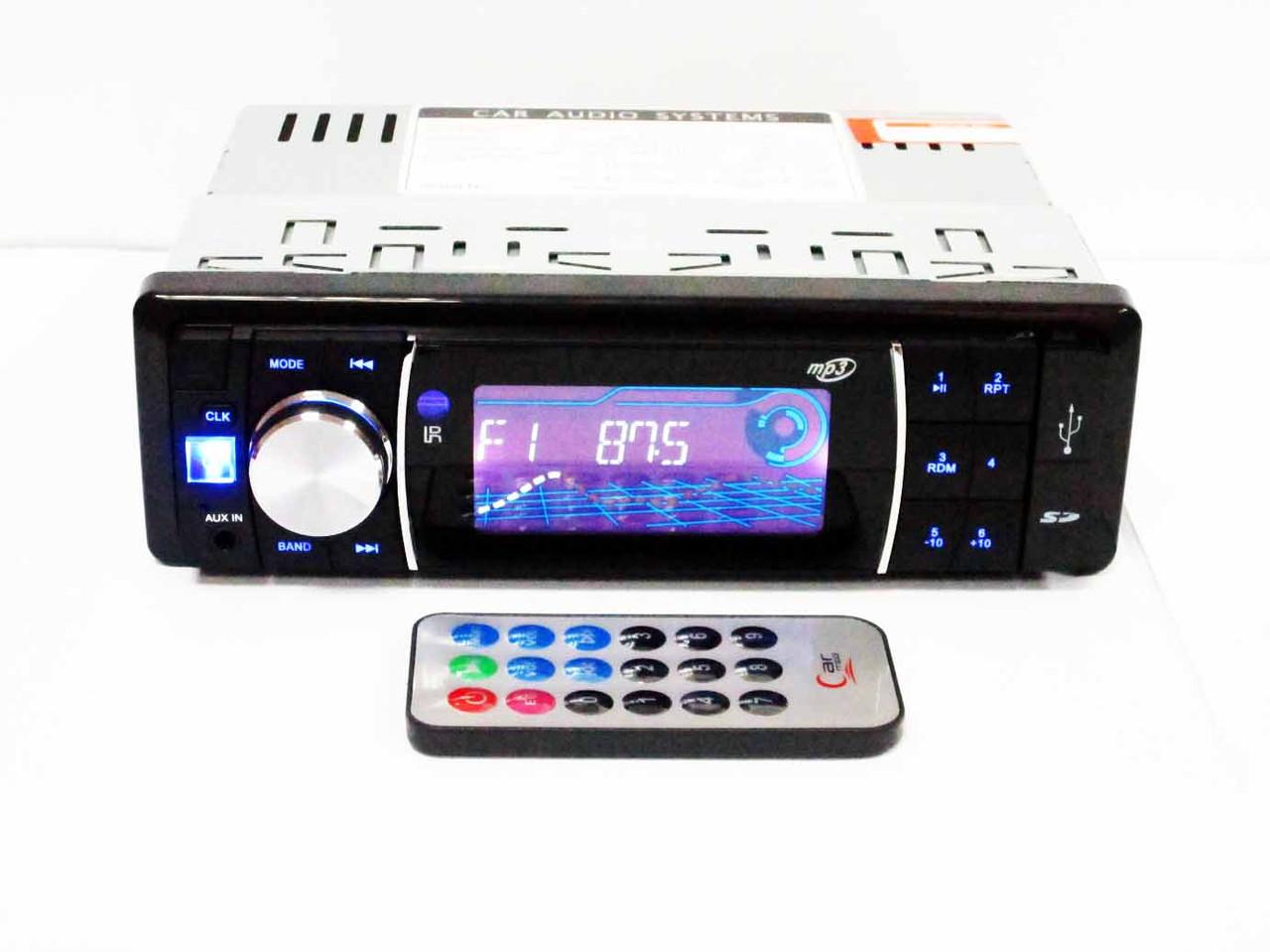 Автомагнитола Pioneer 3200U Usb+Sd+Fm+Aux+ пульт
