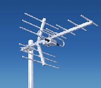 Антена к Т2 Наружная  DVB-T2 YAGI 21-69 / 11-элем. Польша алюм.
