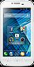 "Смартфон Lenovo A706, дисплей 4.5"", Android 4.2, камера 5 Мп, 2 SIM, четырехъядерный процессор 1.2 ГГц."