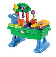 Игровой стол-песочница Little tikes Юный садовод 630453m *