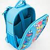 Рюкзак школьный каркасный (ранец) Kait 703 Tropical flower, фото 9