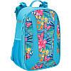 Рюкзак школьный каркасный (ранец) Kait 703 Tropical flower, фото 2