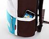 Рюкзак трехцветный городской, фото 2