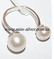 Кольцо Miss Dior с жемчугом