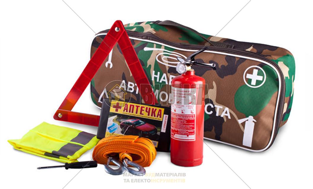 Набор автомобилиста 8 предметов, камуфляж, Lavita LA 170648Нет в наличии