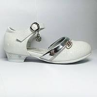 Туфли нарядные на  каблучке Чиполлино.