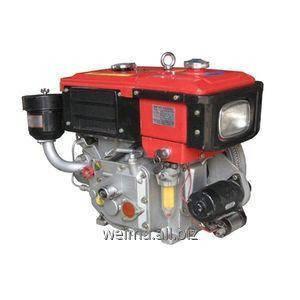 Дизельный двигатель с водяным охлаждением BULAT  R180N  ( 8 л.с., ручной запуск)