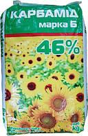 Карбамид (мочевина) марка Б, 40кг, Азотное удобрение, Украина