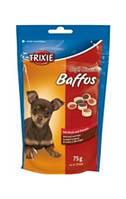 Лакомства для собак TRIXIE Baffos c говядиной и рубцом 75гр