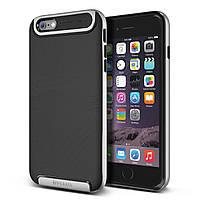 Чехол VERUS iPhone 5/5S (черный бампер) черный
