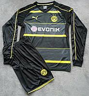 Футбольная форма с длинным рукавом Puma  Borussia Dortmund  2016-17