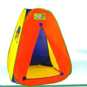 Палатка-шалаш
