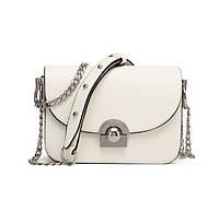 Женская сумка клатч через плечо на цепочке
