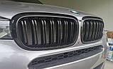 Решетка (ноздри) на BMW X5 F15 / X6 F16 М-стиль, фото 2