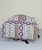 Городской рюкзак с орнаментом, фото 6