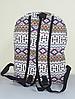 Городской рюкзак с орнаментом, фото 7