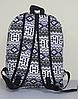 Городской рюкзак с орнаментом, фото 8