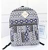 Городской рюкзак с орнаментом