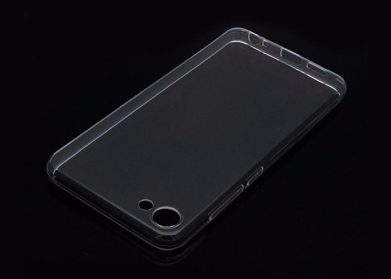 Силиконовый чехол для Meizu U10