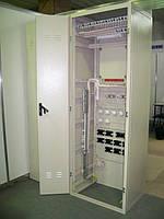 Производство напольных электрических шкафов и корпусов приборов
