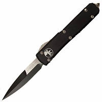 Нож складной автоматический Microtech ULTRATECH OTF Black Two Tone Bayonet 120-1