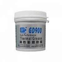 Термопаста GD900 150г термо паста баночка