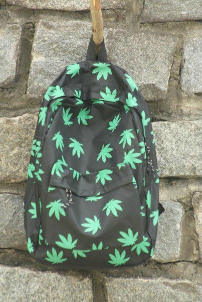 рюкзак конопля