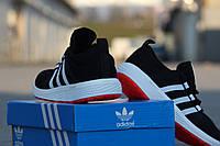 Женские кроссовки Adidas Bounce, дышащая сетка, черные / кроссовки для зала женские Адидас Боунс, модные 39