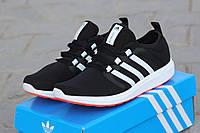 Женские кроссовки Adidas Bounce, дышащая сетка, черные / кроссовки для зала женские Адидас Боунс, модные