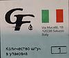 Смеситель кухонный GF (CRM)/S - 10-007F, фото 2