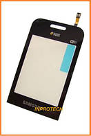Сенсор (тачскрин) Samsung E2652 Champ Duos Black Original