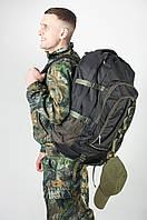 Туристический рюкзак 02VA зеленый